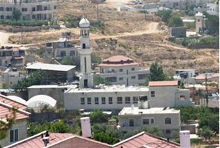 Mosque in Samaria