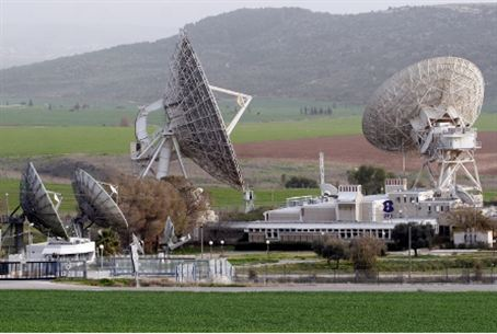 Bezeq communications station