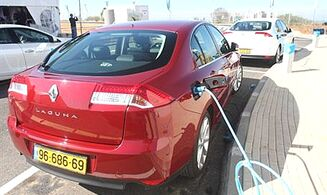 Electric Cars to Test in Israel