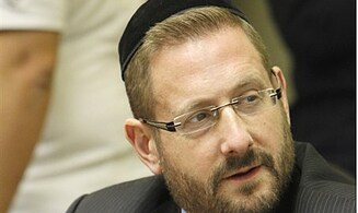 MK Lipman Invites Hareidi Enlistees to his Home