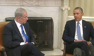 Obama Urged Faster Progress in 'Peace Talks'