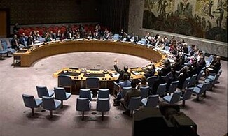 UN Security Council to Vote on PA Bid Tonight