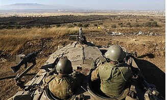 IDF 'Closed Territory' in Golan, Then Cancels