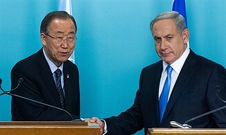 UN's Ban apologizes for saying 'occupation'