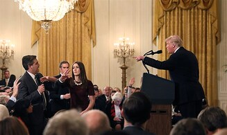 Jim Acosta: I'm not an 'enemy of the people'