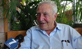 Ariel University mourns a founding father
