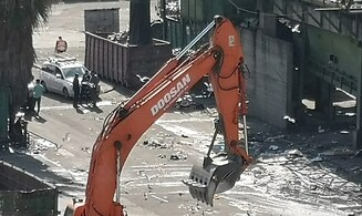 Worker killed after falling onto conveyor belt at waste disposal site in central Israel