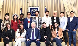 Rivlin leads initiative against bullying on social media