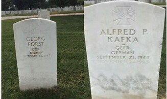 Bipartisan request to remove veteran headstones engraved with swastikas