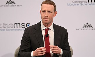 Zuckerberg: Facebook to ban political ads in week before US election