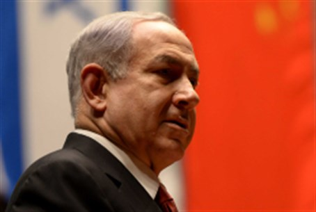 Netanyahu in China