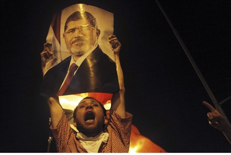 Morsi Supporter, 15th July 2013