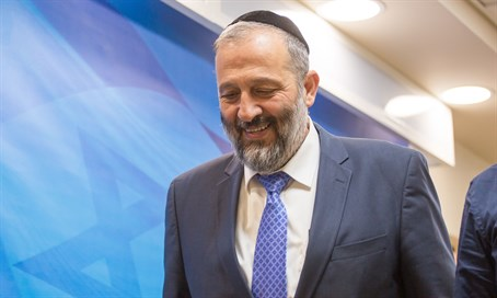 Interior Minister Aryeh Deri is considering stripping Barghouti of residency permit