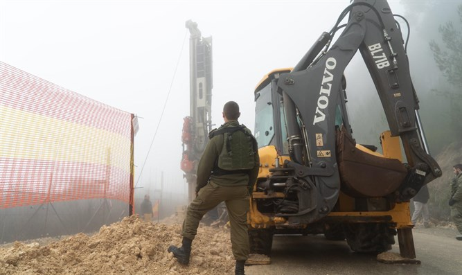IDF unit deploys terror-tunnel detection system on border