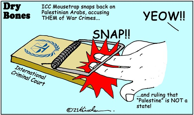 Dry Bones : The ICC mousetrap