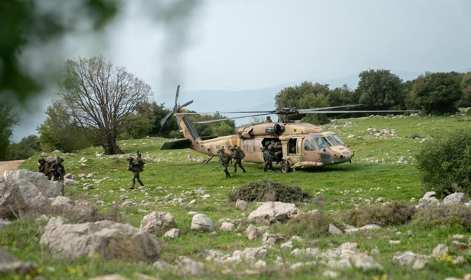 IDF launches largest military exercise in its history