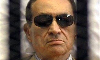 Mubarak and Sons Sent to Jail for Corruption