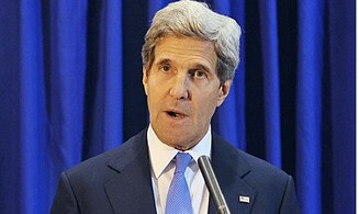 Kerry: Military Option in Iran Still On