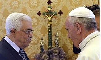 Pope to Canonize First 'Palestinian Saints'