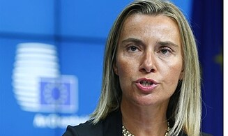 New EU Foreign Minister Visits Israel in 1st Week