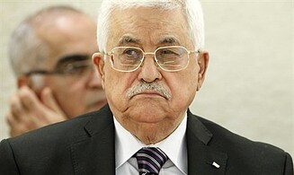 Abbas blames Israel for PA's ecological problems