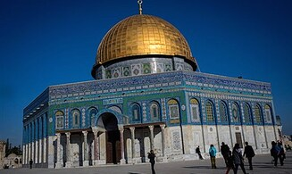 'Islamic Brutality on the Temple Mount'