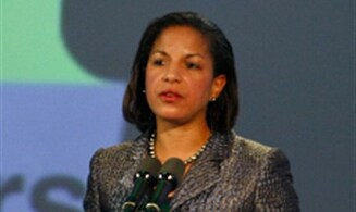 Rice: U.S. Action on Syria 'A Message to Iran'