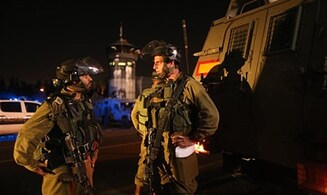 Two terrorists killed after attack on IDF soldiers near Jenin