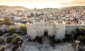 Continuing 700 years of building Jerusalem
