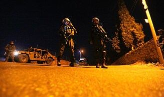 Terrorist attack thwarted near Jerusalem