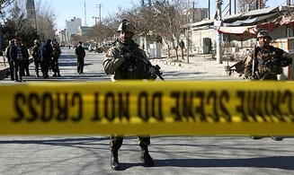 ISIS suicide bombing kills 31 in Kabul
