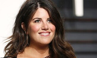 Monica Lewinsky explains walkout during live Jerusalem interview