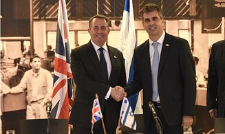 Britain and Israel sign trade agreement