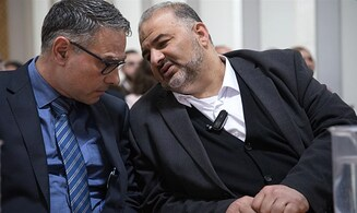 Can a Right Wing Coalition contain the Israeli Arab Ra'am party within it?