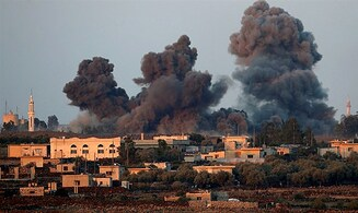 Syria: 11 dead in air strikes attributed to Israel
