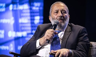 Deri to act to revoke residency of BDS founder