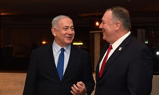 Netanyahu, Pompeo discuss possible alliance