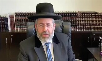 Rabbi Lau condemns desecration of Holy Ark in Homesh