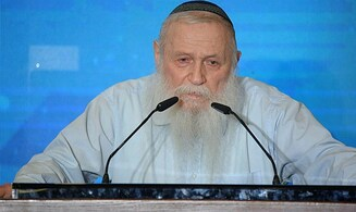 Rabbi Haim Drukman backs Netanyahu's sovereignty plan