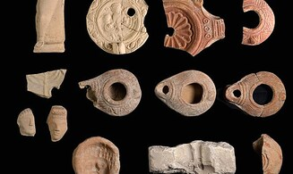 Ancient lamp workshop discovered in Ramat Beit Shemesh