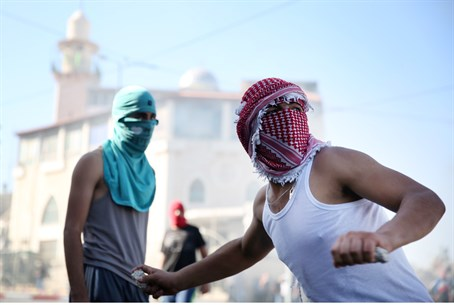 Arab riot in Jerusalem after murder