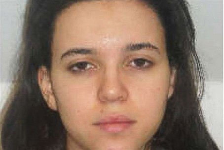 Picture of Hayat Boumeddiene released by French police