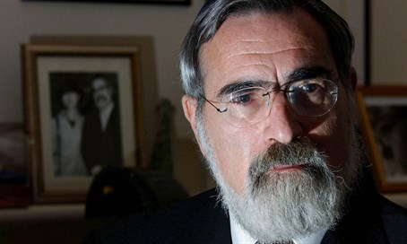 Former UK Chief Rabbi Jonathan Sacks