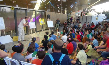 Researchers' Night at Bar Ilan University