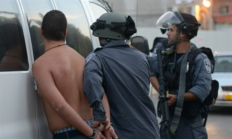Police arrest Arab rioter in Israeli city of Nazareth