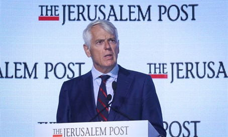Faaborg-Andersen at JPost conference