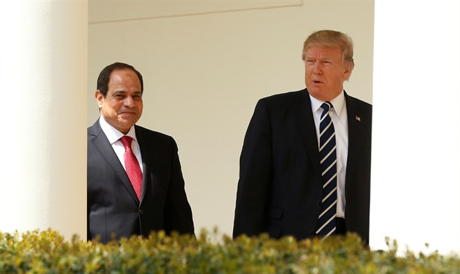 Sisi and Trump