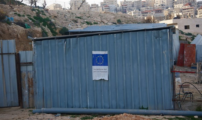 Illegal EU settlement