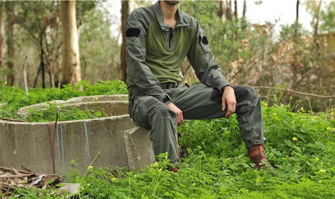 The IDF's new uniforms