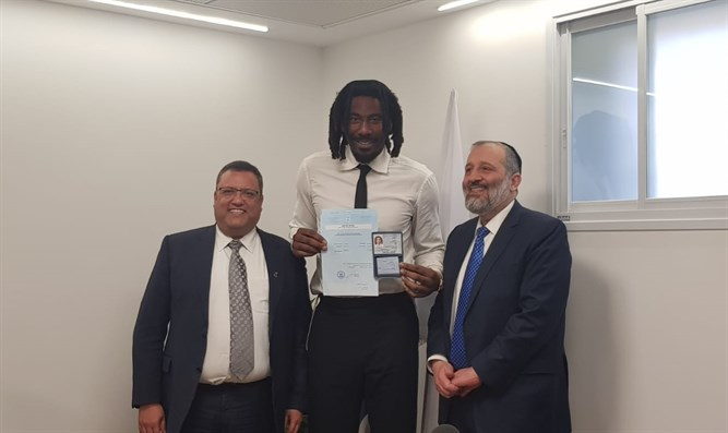 Amare Stoudemire granted Israeli citizenship